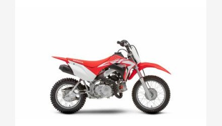 2021 Honda CRF110F for sale 200963102