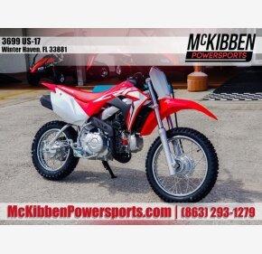 2021 Honda CRF110F for sale 200984623