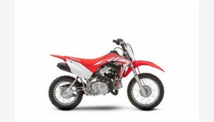 2021 Honda CRF110F for sale 200999984