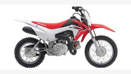 2021 Honda CRF110F for sale 201075154