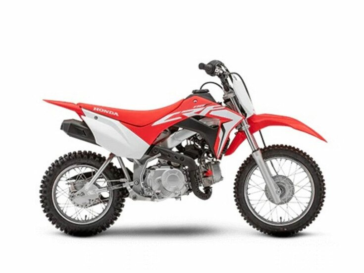2021 Honda CRF110F for sale 201081542