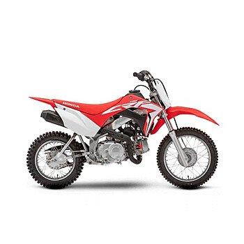 2021 Honda CRF110F for sale 201081606