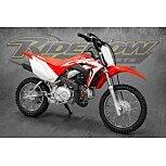 2021 Honda CRF110F for sale 201100485