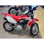 2021 Honda CRF110F for sale 201101400