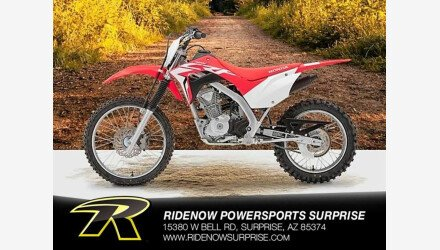 2021 Honda CRF125F for sale 200953638