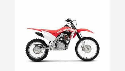 2021 Honda CRF125F for sale 201002375
