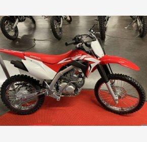 2021 Honda CRF125F for sale 201016460
