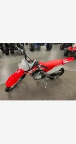 2021 Honda CRF125F for sale 201024709