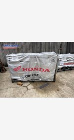 2021 Honda CRF125F for sale 201024721