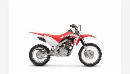 2021 Honda CRF125F for sale 201025743