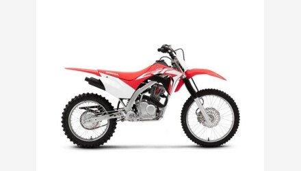 2021 Honda CRF125F for sale 201028427