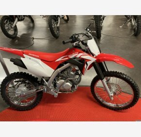 2021 Honda CRF125F for sale 201036127