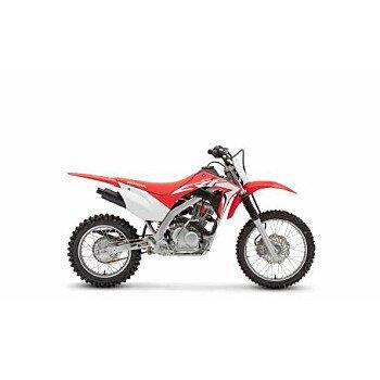 2021 Honda CRF125F for sale 201046360