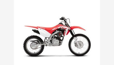 2021 Honda CRF125F for sale 201046580