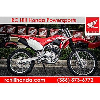 2021 Honda CRF250F for sale 200989958