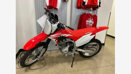 2021 Honda CRF250F for sale 200992034