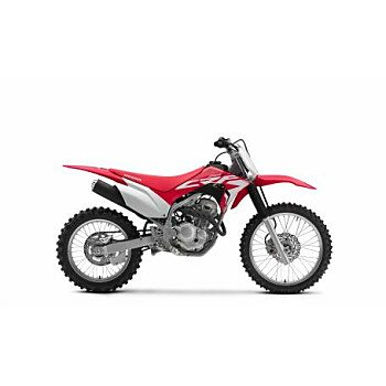 2021 Honda CRF250F for sale 201000176