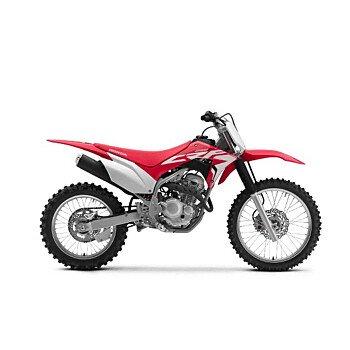 2021 Honda CRF250F for sale 201000527