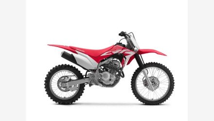 2021 Honda CRF250F for sale 201023080