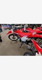 2021 Honda CRF250F for sale 201037374