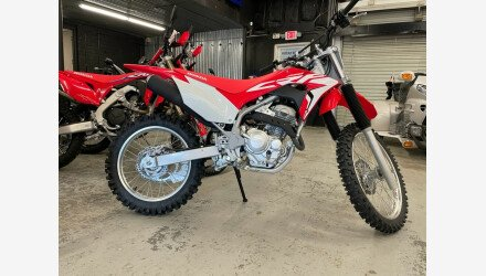 2021 Honda CRF250F for sale 201041925