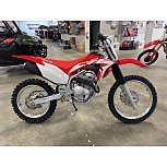 2021 Honda CRF250F for sale 201062842