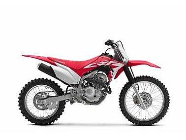 2021 Honda CRF250F for sale 201071946