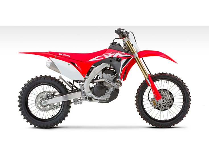 2021 Honda CRF250R 250RX specifications