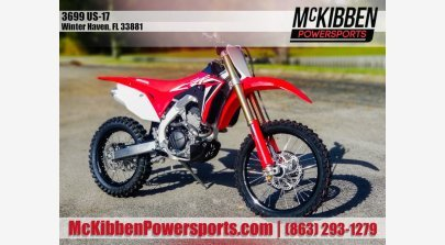 2021 Honda CRF250R for sale 201000322