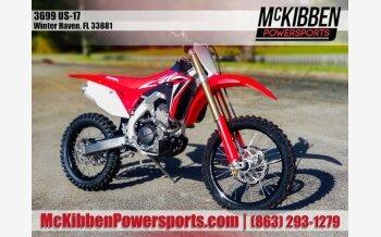 2021 Honda CRF250R for sale 201000322