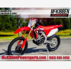 2021 Honda CRF250R for sale 201000392
