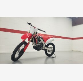 2021 Honda CRF250R for sale 201020502
