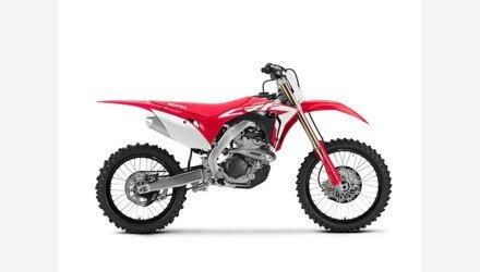 2021 Honda CRF250R for sale 201030930