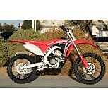 2021 Honda CRF250R for sale 201043314