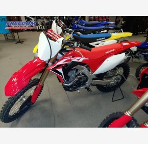 2021 Honda CRF250R for sale 201046427