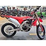 2021 Honda CRF250R for sale 201055603