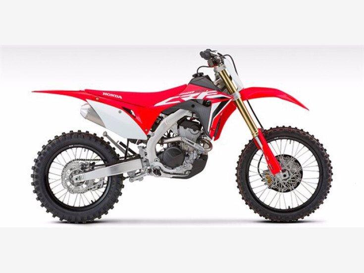 2021 Honda CRF250R for sale 201064833