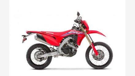 2021 Honda CRF450L for sale 200994658