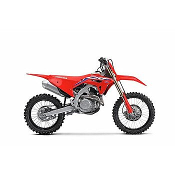 2021 Honda CRF450R for sale 200952782