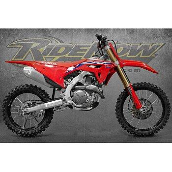 2021 Honda CRF450R for sale 200953633