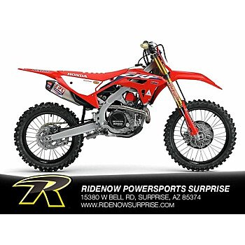 2021 Honda CRF450R for sale 200953634
