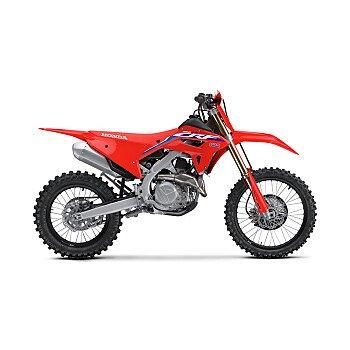 2021 Honda CRF450R for sale 200965568