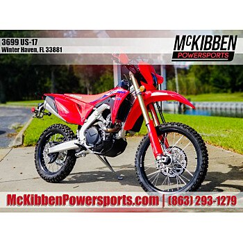 2021 Honda CRF450R for sale 200999276