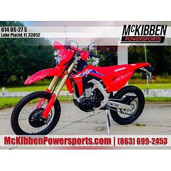 2021 Honda CRF450R for sale 200999337