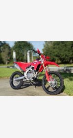 2021 Honda CRF450R for sale 201000320