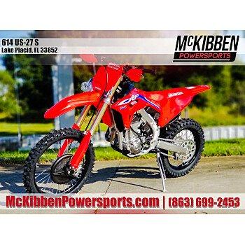2021 Honda CRF450R for sale 201000397