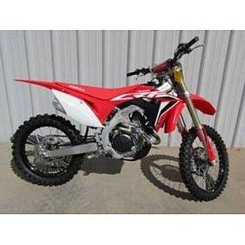2021 Honda CRF450R for sale 201059974
