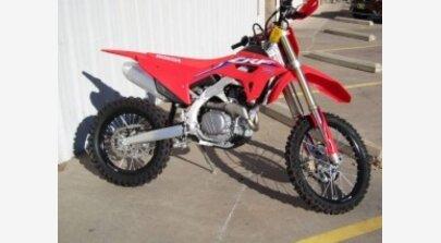 2021 Honda CRF450R for sale 201073383