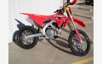 2021 Honda CRF450R for sale 201073383