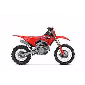2021 Honda CRF450R for sale 201122846